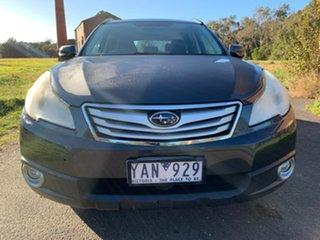 2011 Subaru Outback 4GEN 2.5I Premium Grey Constant Variable Wagon