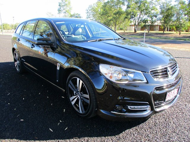 Pre-Owned Holden Commodore VF MY15 SS-V Roma, 2015 Holden Commodore VF MY15 SS-V 6 Speed Automatic Sedan