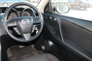 2011 Mazda 3 BL10F1 MY10 Neo Activematic White 5 Speed Sports Automatic Hatchback
