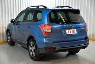 2015 Subaru Forester S4 MY15 2.5i-L CVT AWD Special Edition Blue 6 Speed Constant Variable Wagon