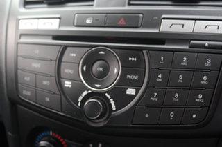 2016 Mazda BT-50 UR0YD1 XT 4x2 Black 6 Speed Manual Cab Chassis