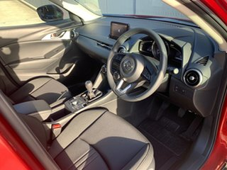 2021 Mazda CX-3 DK2W76 Maxx SKYACTIV-MT FWD Sport Soul Red Crystal 6 Speed Manual Wagon