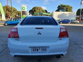2006 Mitsubishi 380 DB Series 2 SX White 5 Speed Sports Automatic Sedan