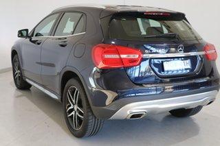 2016 Mercedes-Benz GLA-Class X156 807MY GLA180 DCT Blue 7 Speed Sports Automatic Dual Clutch Wagon.