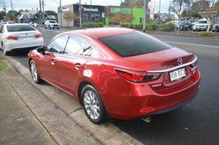 2012 Mazda 6 6C Sport Red 6 Speed Automatic Sedan