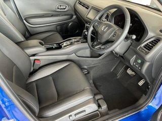 2021 Honda HR-V MY21 VTi-LX Blue 1 Speed Constant Variable Hatchback