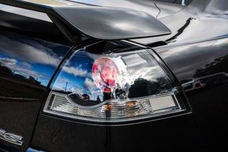 2008 Holden Commodore VE SS V Black 6 Speed Sports Automatic Sedan