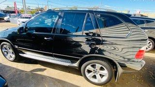 2004 BMW X5 E53 MY05 d Steptronic Black 6 Speed Sports Automatic Wagon