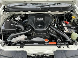 2016 Isuzu D-MAX MY15.5 SX White 5 Speed Automatic Single Cab