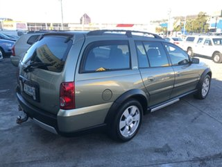 2004 Holden Adventra VY II CX8 Martini/leather 4 Speed Automatic Wagon.