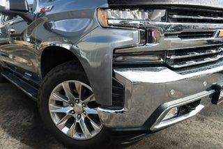 2020 Chevrolet Silverado MY21 1500 LTZ Premium Edition Satin Steel 10 Speed Automatic.