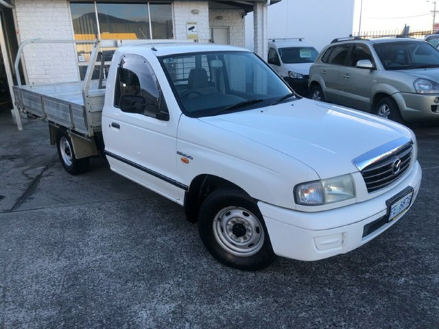 Used Mazda Bravo B2600 DX 4x2 Derwent Park, 2003 Mazda Bravo B2600 DX 4x2 White 5 Speed Manual Cab Chassis