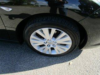 2008 Mazda 6 GH Classic Black 5 Speed Auto Activematic Wagon