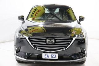 2017 Mazda CX-9 TC Azami SKYACTIV-Drive i-ACTIV AWD Black/Grey 6 Speed Sports Automatic Wagon.