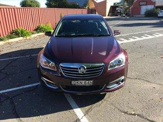 2013 Holden Calais VF MY14 V Sportwagon Maroon 6 Speed Sports Automatic Wagon.