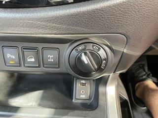 2016 Nissan Navara NP300 D23 ST-X (4x4) Silver 7 Speed Automatic Dual Cab Utility