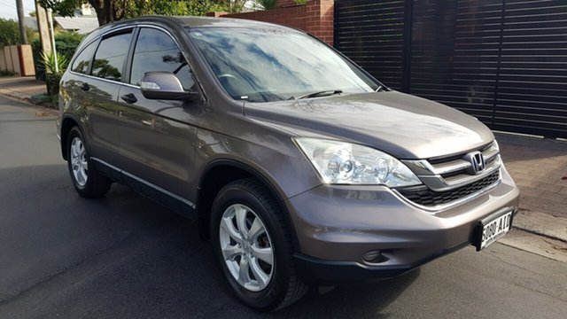 Used Honda CR-V MY10 (4x4) Prospect, 2010 Honda CR-V MY10 (4x4) 5 Speed Automatic Wagon