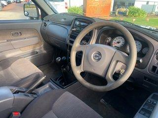 2003 Nissan Navara ST-R ST-R (4x4) Blue 5 Speed Manual Wagon