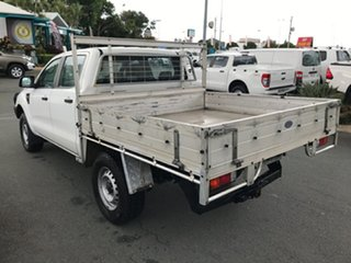 2015 Ford Ranger PX XL Frozen White 6 speed Automatic Cab Chassis
