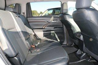 2015 Toyota Kluger GSU55R Grande AWD Silver 6 Speed Sports Automatic SUV