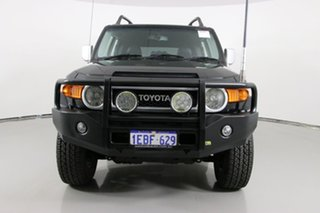 2012 Toyota FJ Cruiser GSJ15R Black 5 Speed Automatic Wagon.