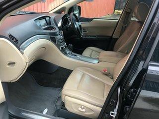 2007 Subaru Tribeca B9 MY07 R AWD Premium Pack Black 5 Speed Sports Automatic Wagon