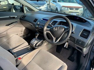 2010 Honda Civic MY10 VTi-L Grey 5 Speed Automatic Sedan