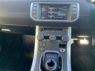 2014 Land Rover Range Rover Evoque L538 MY14 Dynamic Fuji White 9 Speed Sports Automatic Wagon