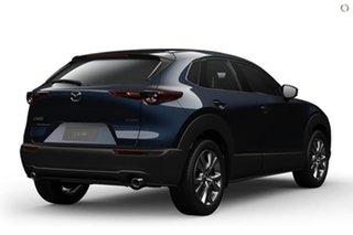 2021 Mazda CX-30 DM2WLA G25 SKYACTIV-Drive Astina Blue 6 Speed Sports Automatic Wagon