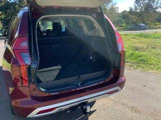2020 Mitsubishi Pajero Sport QF GLS Red Sports Automatic Wagon