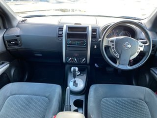 2013 Nissan X-Trail T31 Series 5 ST (4x4) Silver 6 Speed CVT Auto Sequential Wagon