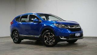 2019 Honda CR-V RW MY20 VTi-L FWD Blue 1 Speed Constant Variable Wagon.
