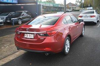 2012 Mazda 6 6C Sport Red 6 Speed Automatic Sedan.