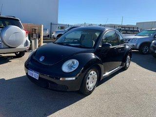 2005 Volkswagen Beetle 9C Miami Black 5 Speed Manual Hatchback.