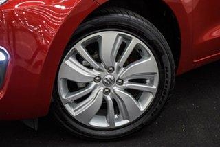 2017 Suzuki Swift FZ MY15 GL Navigator Red 4 Speed Automatic Hatchback