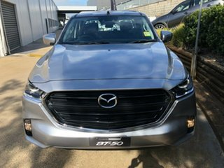 2020 Mazda BT-50 TFS40J XT 6 Speed Manual Cab Chassis