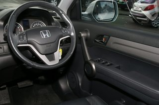 2010 Honda CR-V RE MY2010 Luxury 4WD Alabaster Silver 5 Speed Automatic Wagon