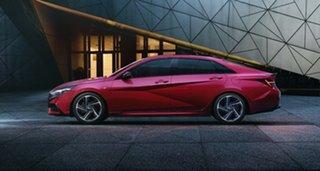 2021 Hyundai i30 CN7.V1 MY21 N Line D-CT Premium Fiery Red 7 Speed Sports Automatic Dual Clutch.