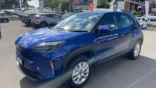 2020 Toyota Yaris Cross MXPB10R GX 2WD Lunar Blue 10 Speed Constant Variable Wagon.