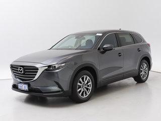 2017 Mazda CX-9 MY18 Touring (AWD) Grey 6 Speed Automatic Wagon.