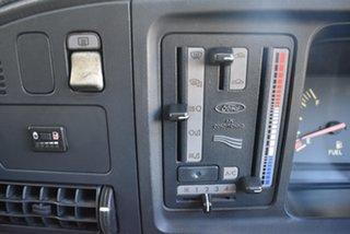 1990 Ford Falcon EA II GL White 4 Speed Automatic Sedan