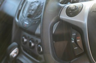 2013 Ford Focus LW MkII Trend PwrShift Red 6 Speed Sports Automatic Dual Clutch Sedan.