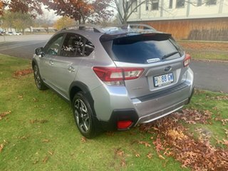 2018 Subaru XV G5X MY18 2.0i-S Lineartronic AWD Silver 7 Speed Constant Variable Wagon