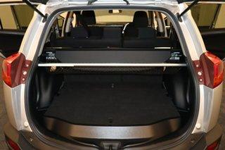 2015 Toyota RAV4 ALA49R MY14 GX AWD Silver 6 speed Automatic Wagon