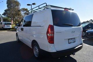2010 Hyundai iLOAD TQ-V White 5 Speed Sports Automatic Van.