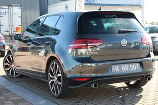 2014 Volkswagen Golf VII MY15 GTI DSG Performance Charcoal 6 Speed Sports Automatic Dual Clutch.