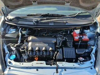 2005 Honda Jazz GD MY05 GLi Sirius Bl 1 Speed Constant Variable Hatchback