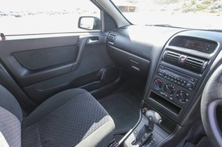 2002 Holden Astra TS CD Blue 4 Speed Automatic Hatchback.