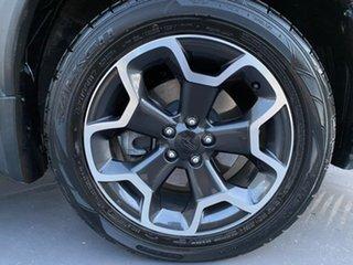 2015 Subaru XV G4X MY15 2.0i-S Lineartronic AWD Black 6 Speed Constant Variable Wagon