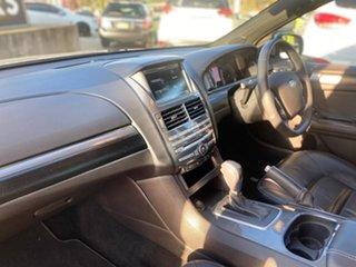 2015 Ford Falcon G6E - Turbo Silver Sports Automatic Sedan